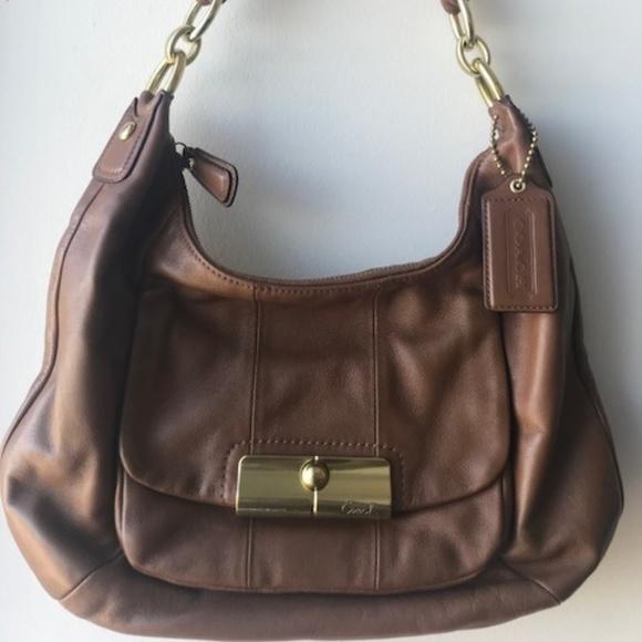 Coach Handbags - Coach Kristin Hobo Bag